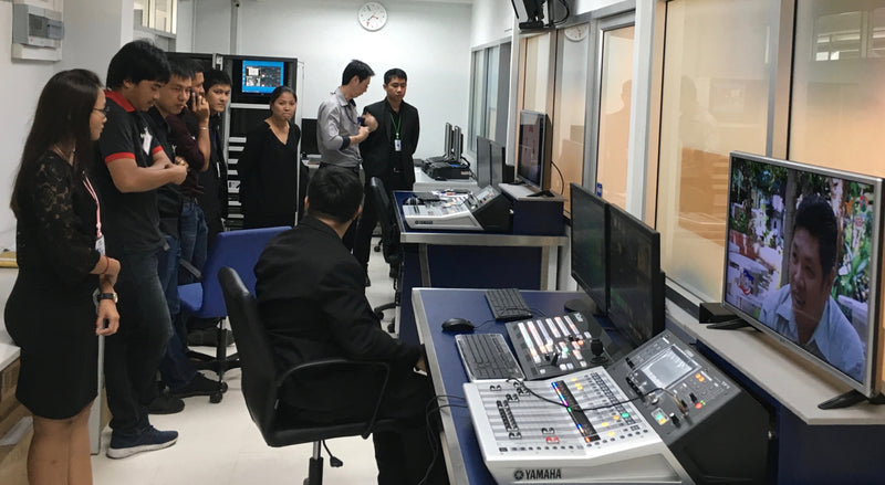 7-Eleven Uses NewTek TriCasters for Retail Education