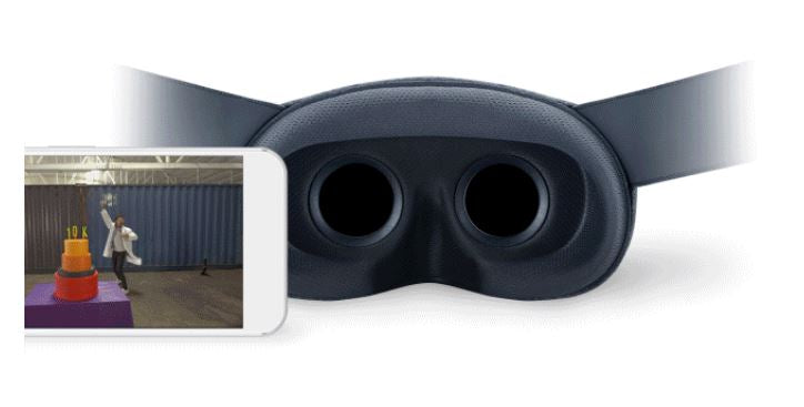 Google Launches 180-Degree VR Format