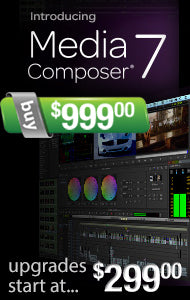 Background Media Processing in Avid Media Composer 7
