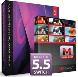 Adobe Premiere Pro CS5.5 / Switching to Adobe Premiere Pro : Why switch?