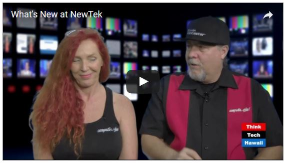 Curtis Wood tells us Whats New at NewTek
