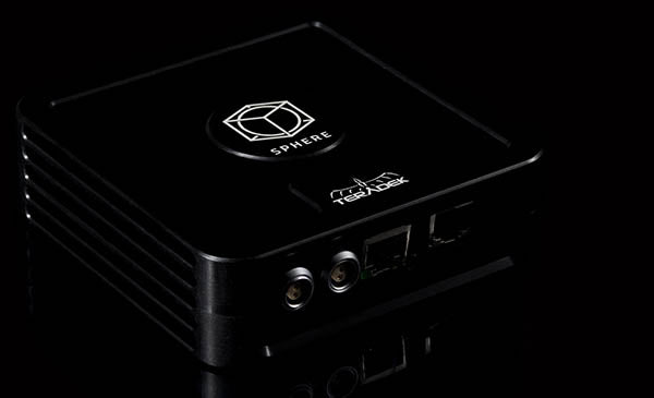 Teradek Introduces Sphere for 360º Video Monitoring and Live Streaming