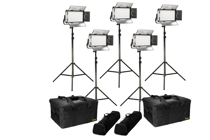Rayden and Lyra Lines: New Light Kits from iKan