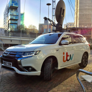 ITV Studios Uses LiveU to Drive the Future Shape of OB Vehicles