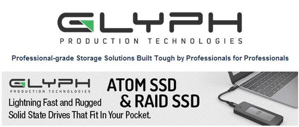 Spotlight on Glyph Technology's Storage