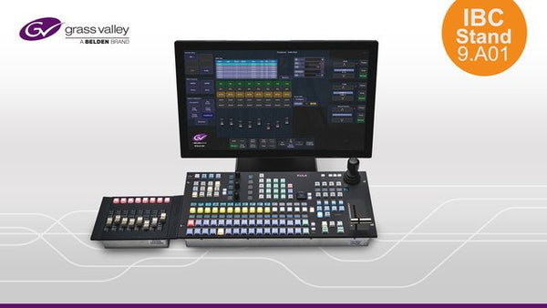 Grass Valley Kula AV Powerful All-in-One Production Switcher
