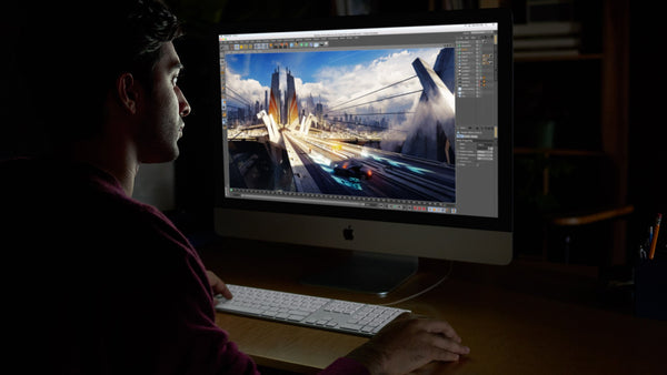 Apple announces iMac Pro - about freakin time!