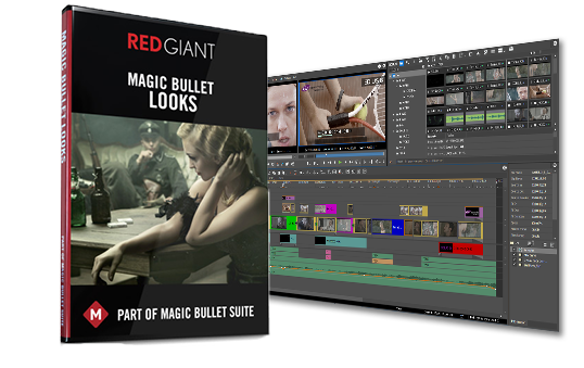 $100 Off Magic Bullet Looks for EDIUS Users