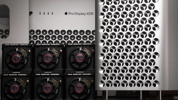 RED & Apple Complete METAL GPU Accelerated R3D Support