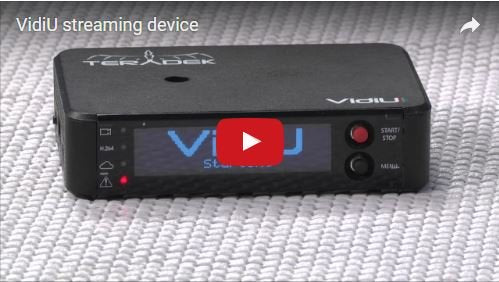 Learn more about VidiU streaming device