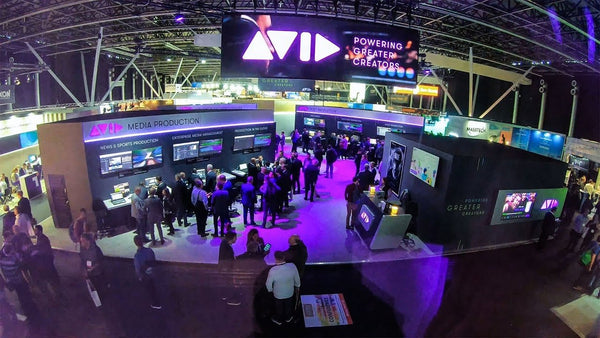 Avid at IBC: New Production and Post Workflow Solutions for Content Creators