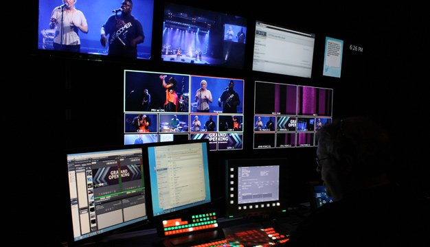 A Quick Guide on  Using Video Switchers for Worship