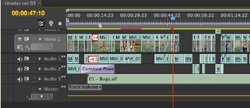 The Adobe Premiere Pro timeline for Final Cut Pro users