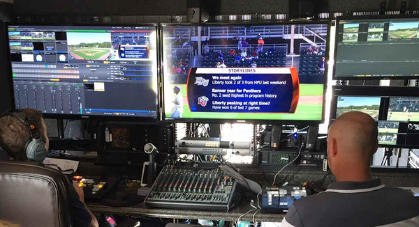 Pioneering Network Upgrades with NewTek Technology