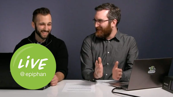 Learn how Epiphan produces their Live @ Epiphan streaming show