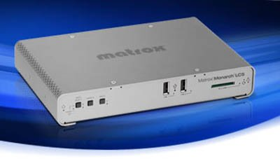 Matrox Monarch LCS is a WINNER!