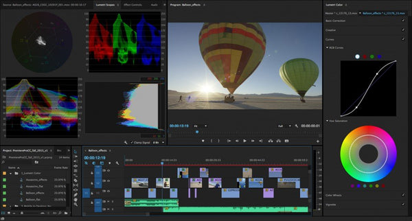 More Adobe Creative Cloud Video Update Info from IBC