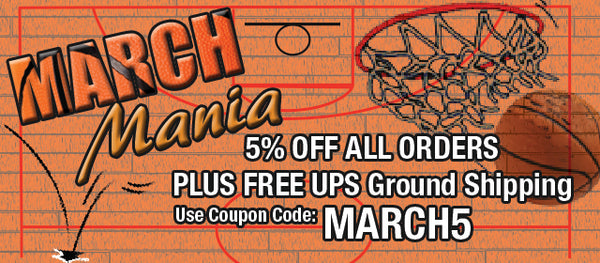 March Mania at Videoguys