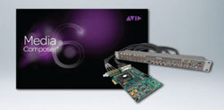AJA Supports Avid Media Composer 6 with KONA, Io XT, and Io Express Video I/O Products