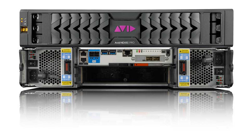 Avid NEXIS | FS v7.3.2 Maintenance Release Now Available for all Systems