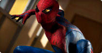 Weaving Technology and Creativity for The Amazing Spider-Man