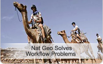 Nat Geo Solves Workflow Problems with Matrox MXO2