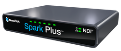 NewTek Features the Spark Plus at NAB 2019
