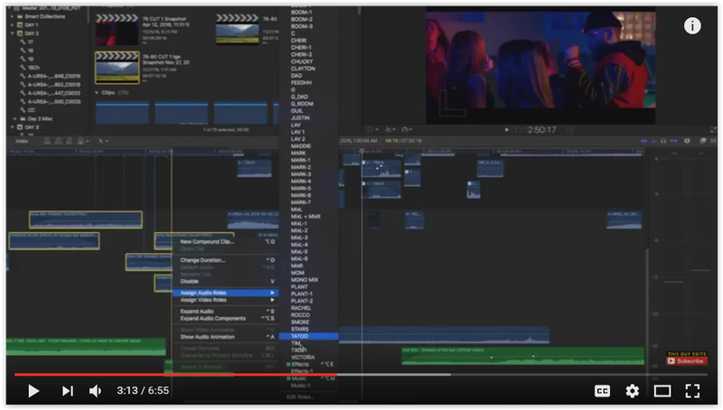 Top 5 Things to Love About the New Final Cut Pro X 10.3