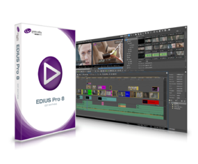 Grass Valley Offers EDIUS Users Special Upgrade to Edius Pro 8