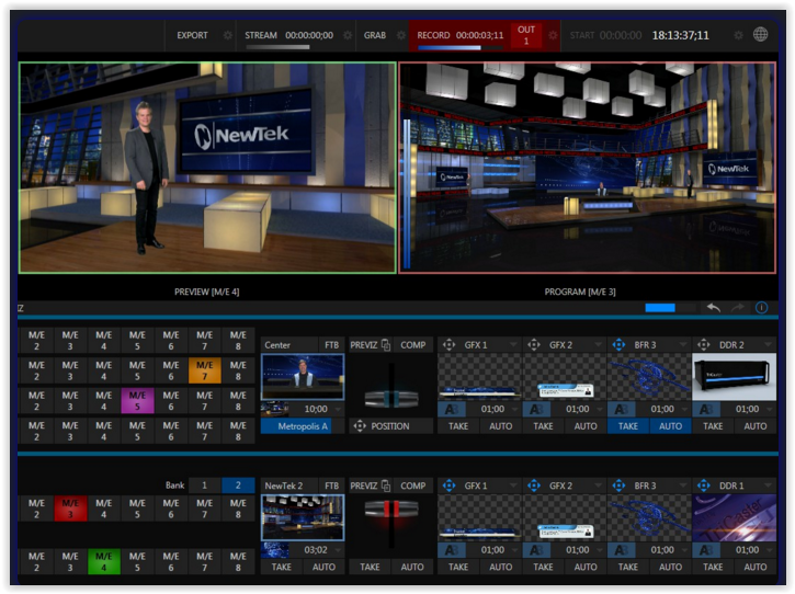 NewTek TriCaster Advanced Edition 2.0 Delivers Amazing New Features
