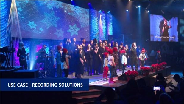 Case Study Profiles Time Saving Recording Solutions for Summit Church in DC