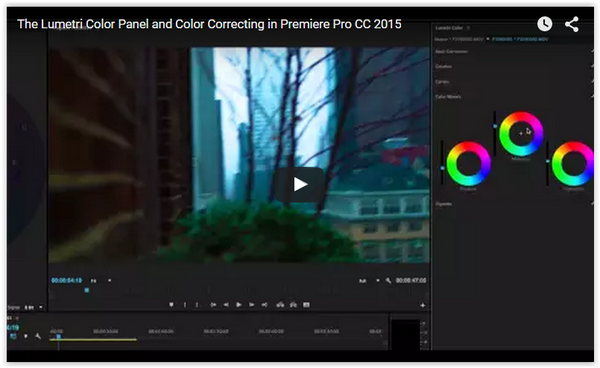What's behind the Merging of Video Editing & Color Grading