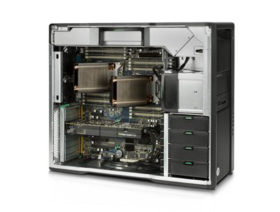 HP z840 Workstations Recommended for 4K Workflows