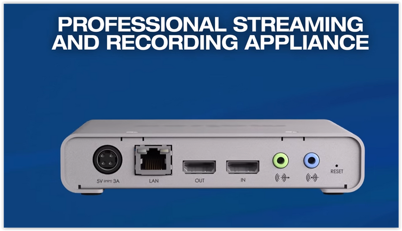 Discover the Matrox Monarch HD Encoder for Streaming and Recording