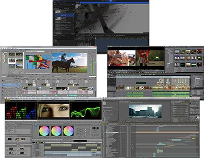 Try before you buy, FREE Video Editing Software Downloads available here