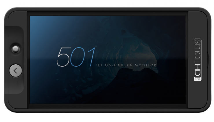 "SmallHD 501: Tiny 5"" 1080p HDMI Monitor"
