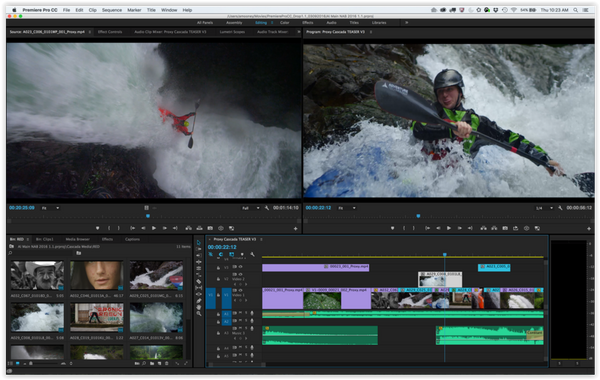 Check out the new Features in Adobe Premiere Pro CSNext