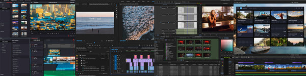 The State of Professional Video editing Tools 2019