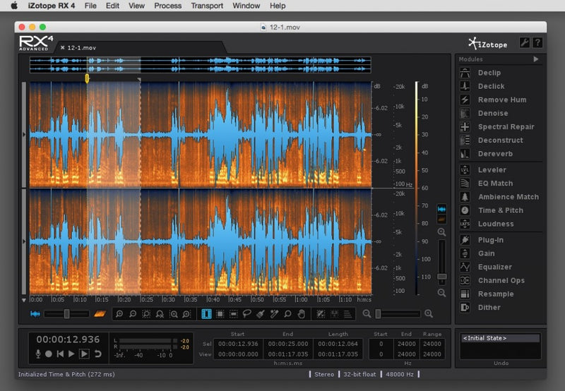 Why is iZotope RX4 the Audio App & Plugin for You?