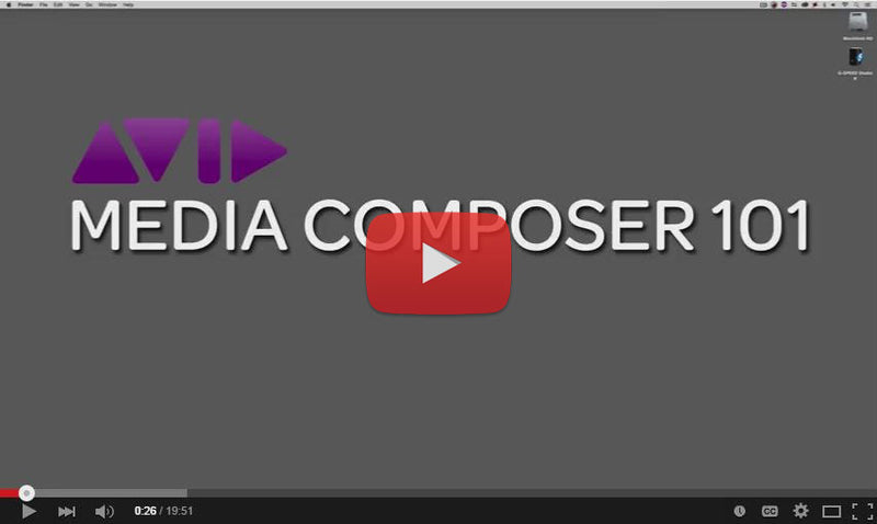 Avid Media Composer Monthly Video Tutorials for Avid Editors of all Levels