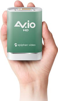 Introducing Epiphan AV.io low cost HDMI USB Capture Device