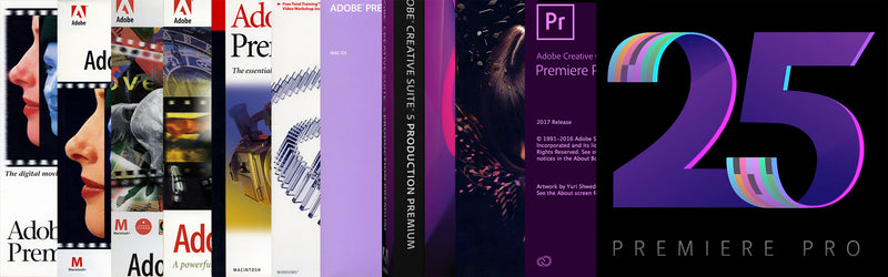 Quarter century for Adobe Premiere Pro