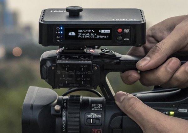 Teradek VidiU Pro - The Must Have Tool for Professional Live Streaming