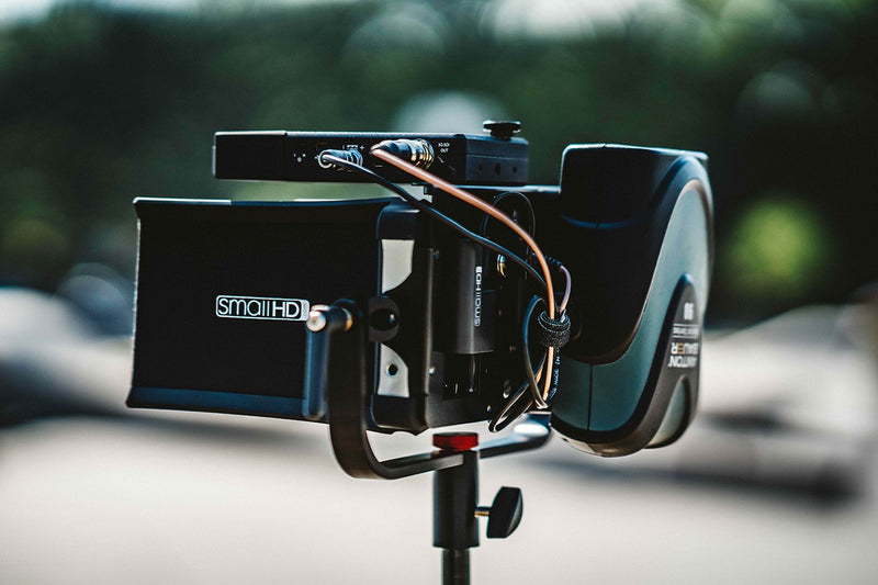 New Power Accessories for SmallHD 500 and 700 Series Monitors
