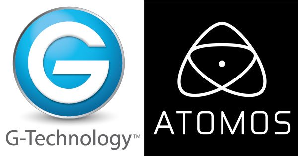 G-Technology & Atomos Partner Up - See it First at Cine Gear 2016