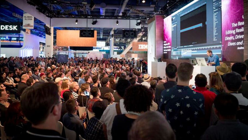 Adobe Premiere Pro 25th anniversary Celebration at NAB 2017