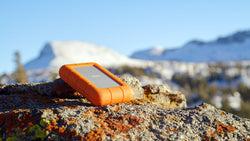 Learn why LaCie Rugged Drives are Orange
