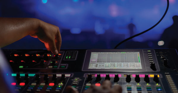 Streaming Media: Live Audio Best Mixing Practices