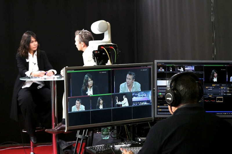 Newtek Provides a Low Cost 3-Camera Production Recipe