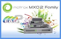 Matrox MXO2 MAX with Adobe CS5 and Avid MC5